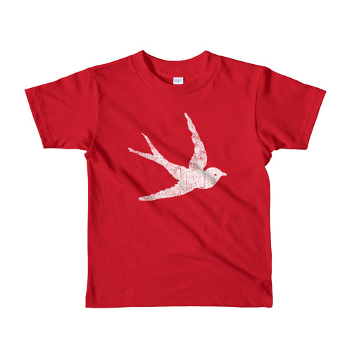 GypsyPanic Swallow Logo Kids T-Shirt (2years - 6years)