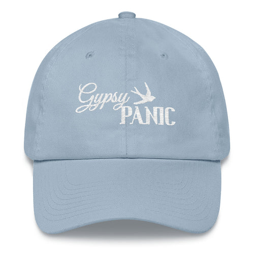 GypsyPanic Embroidered Baseball Cap