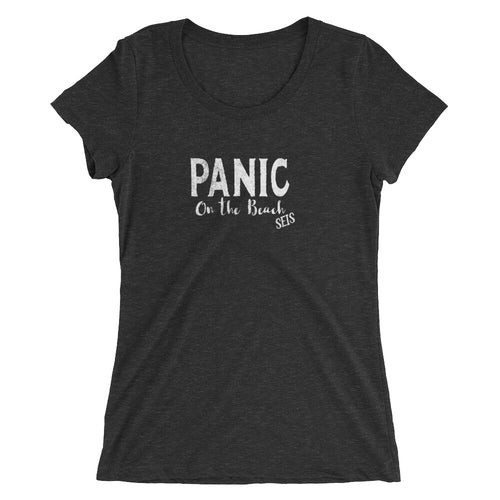 Widespread Panic Panic en la Playa Seis Themed Women's T-Shirt
