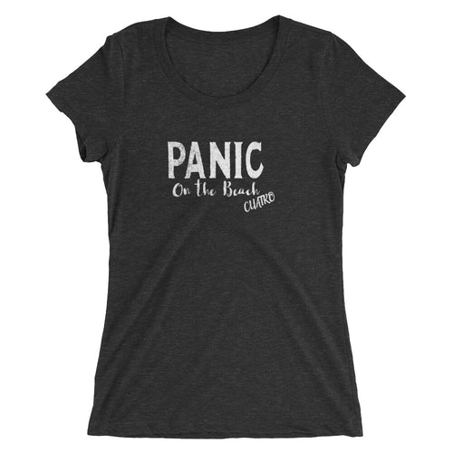 Widespread Panic Panic en la Playa Cuatro Themed Women's T-Shirt