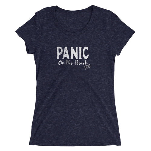 Widespread Panic Panic en la Playa Dos Themed Women's T-Shirt