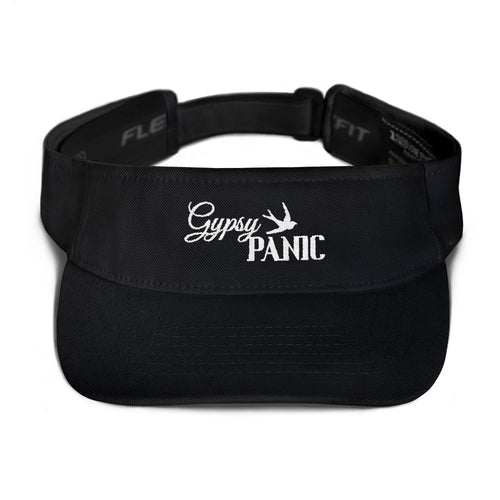 GypsyPanic Embroidered Visor