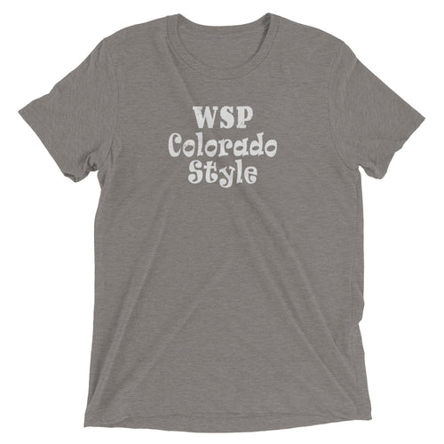 Widespread Panic Sit & Ski Tour Themed Men's T-Shirt