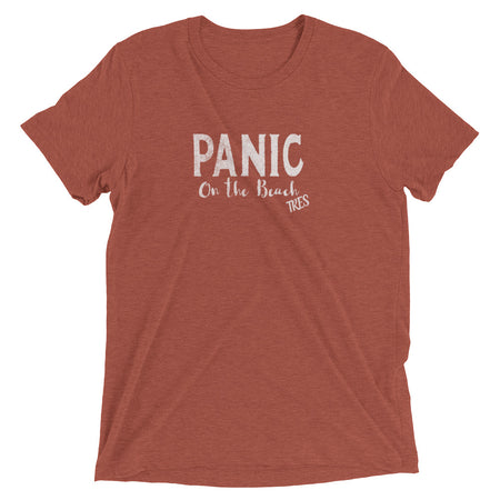 Widespread Panic Panic En La Playa Tres, 03/17/2014, Night One Men's Setlist T-Shirt