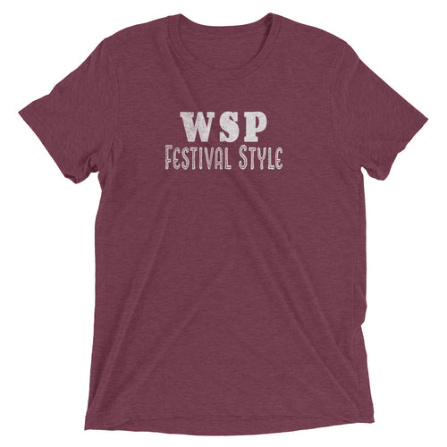 Widespread Panic Interlocken Music Festival, 09/07/2013, Arrington VA, Men's Setlist T-shirt