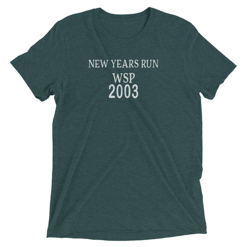 Widespread Panic New Years 2003 Themed Men's T-Shirt
