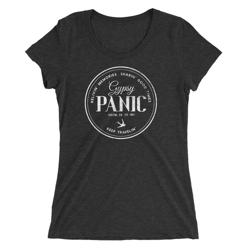 GypsyPanic Logo Women's T-Shirt