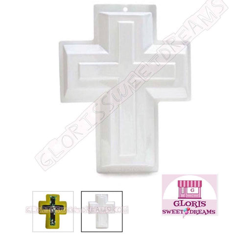 CROSS MOLD / Molde de CRUZ