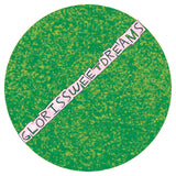 GREEN FINE EDIBLE GLITTER