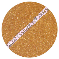 METALLIC GOLD FINE EDIBLE GLITTER