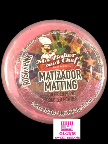 MATTING PINK COLOR / MATIZADOR COLOR ROSA