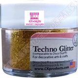 GOLD - TECHNO GLITTER