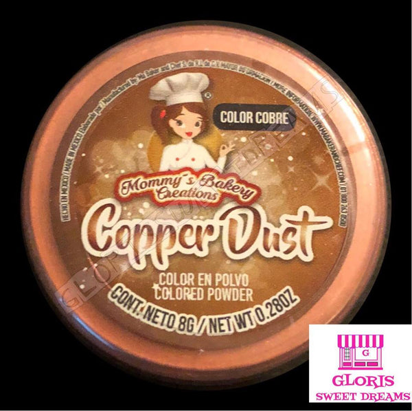 COPPER DUST COLOR / COLOR COBRE EN POLVO