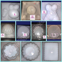 SPECIAL 10 JUMBO MOLDS