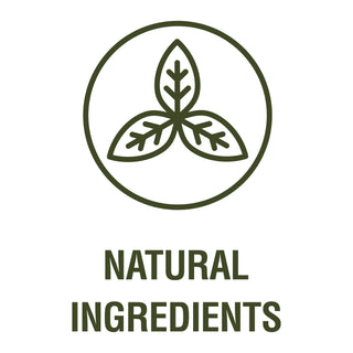 Only natural ingredients