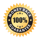 100% money logo