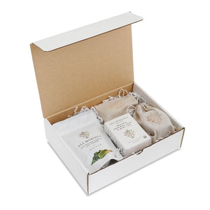 Best Moringa products in a gift box kit