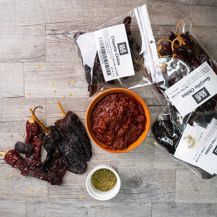 Easy-to-Make Adobo Sauce with Chipotle, Guajillo, and Ancho Chiles | Ole Rico