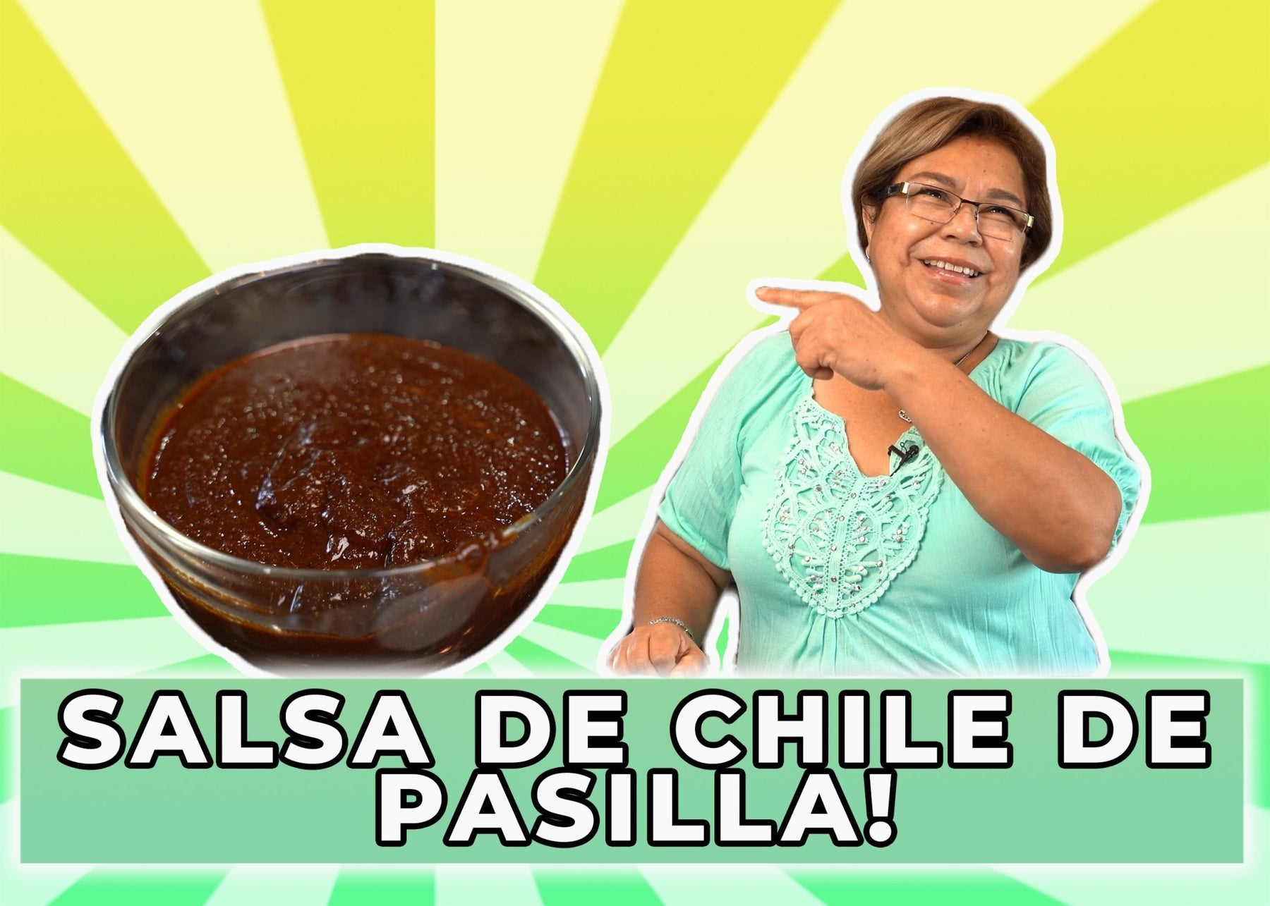 How To Make Salsa Using Dried Chile Pasilla Peppers Recipe | Ole Rico