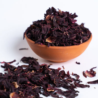 Dried Hibiscus Flowers - Ole Rico