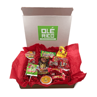 Mexican Candy Box - Ole Rico