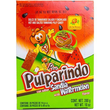 Pulparindo Watermelon - Ole Rico