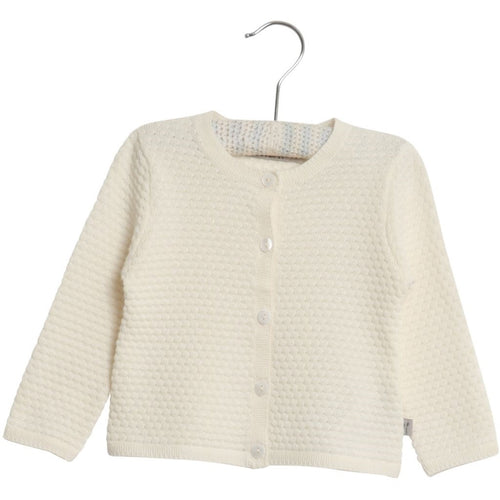 Wheat Betty Cardigan - Ivory