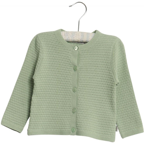 Wheat Betty Cardigan - Green