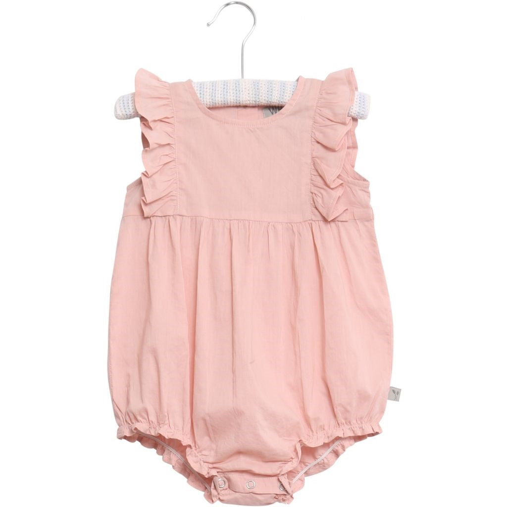 Wheat Emmaline Romper - Soft Rose