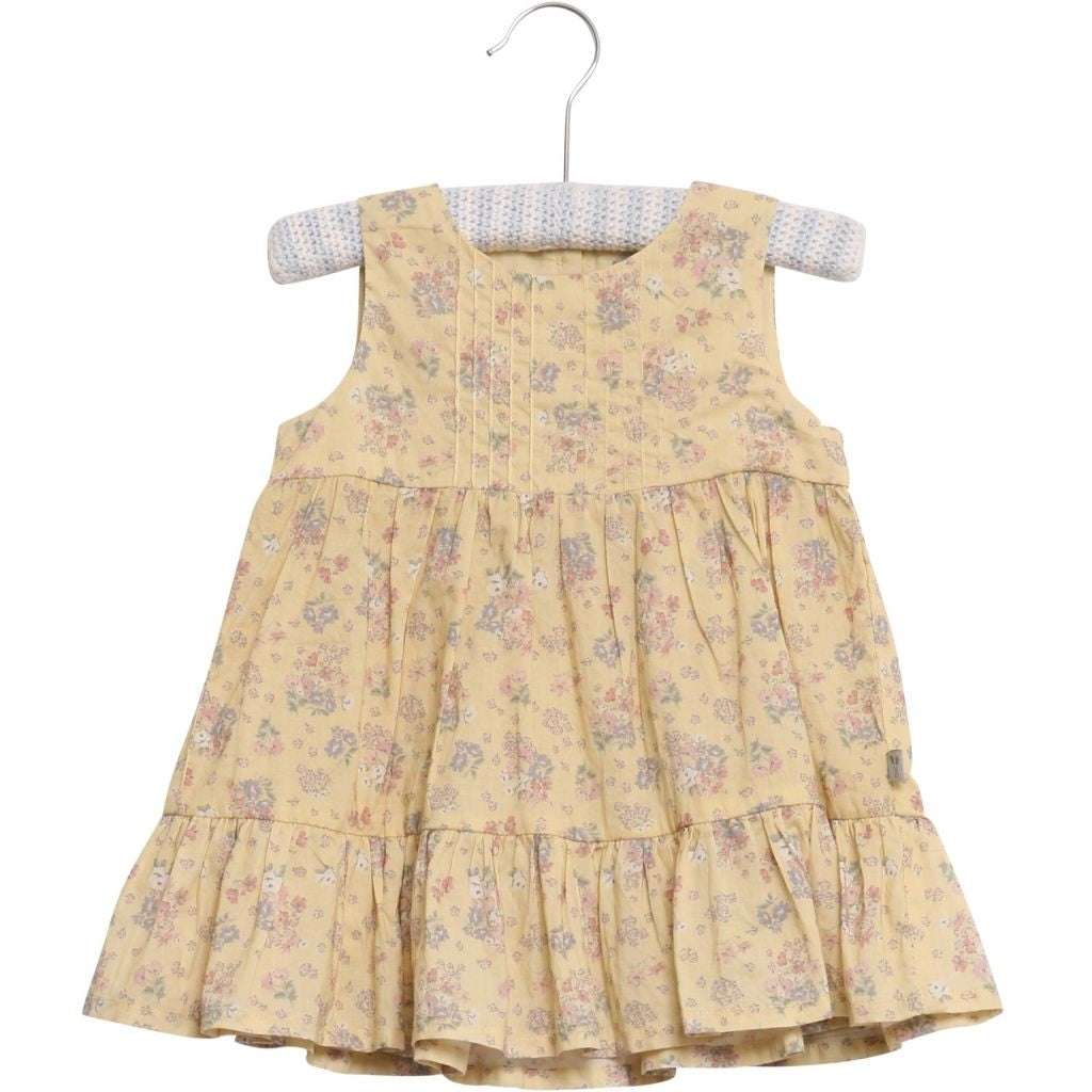 Wheat Signe Dress - Yellow Sand
