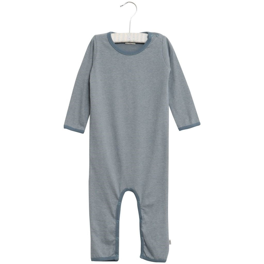 Wheat Thomas Jumpsuit - Dusty Blue