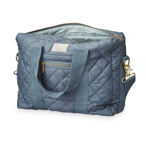 Cam Cam Copenhagen Nursery Bag - Charcoal