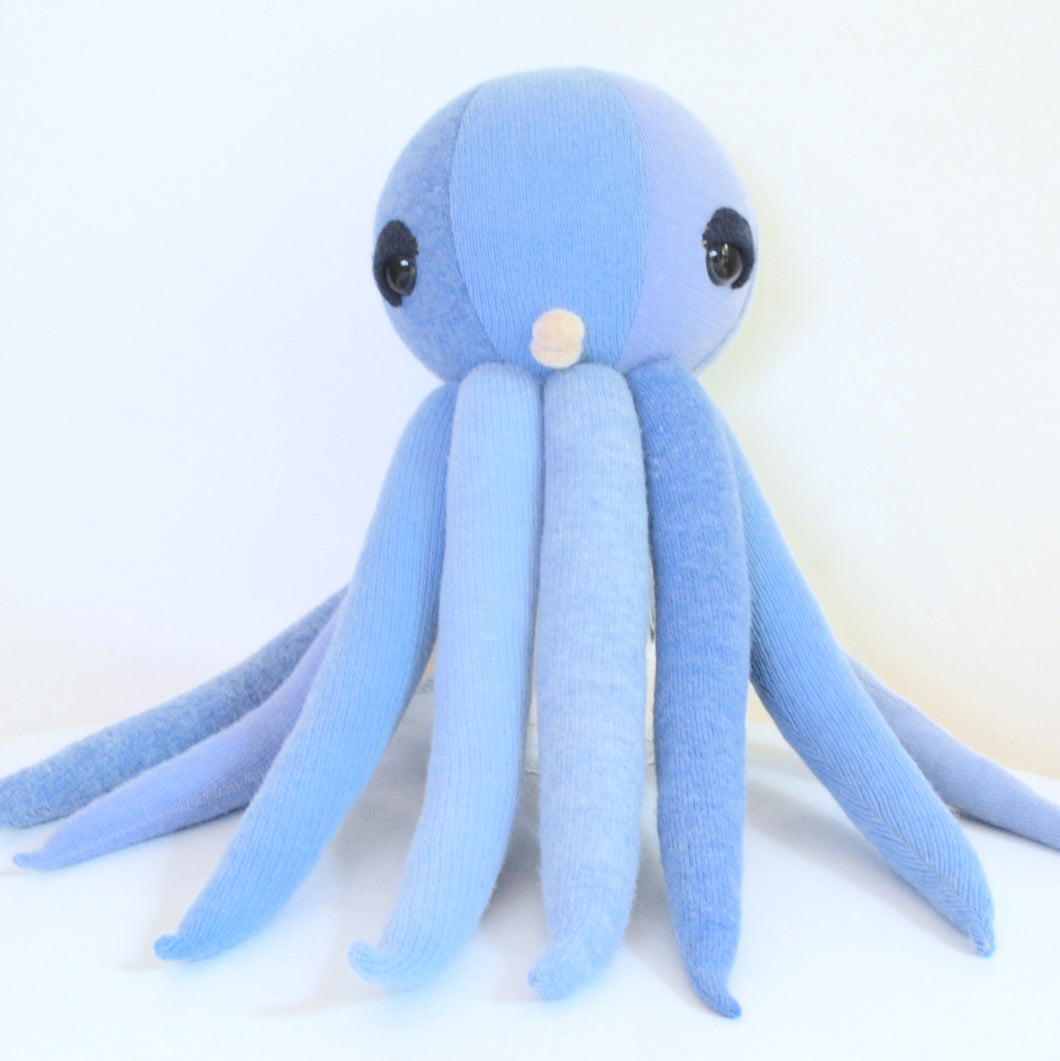 Maiike Octopus - Blue
