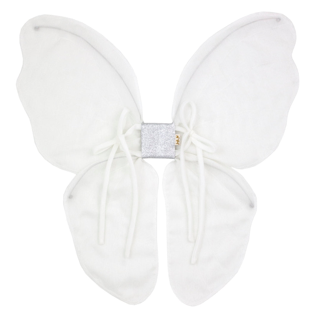 Numero 74 Fairy Wings - White