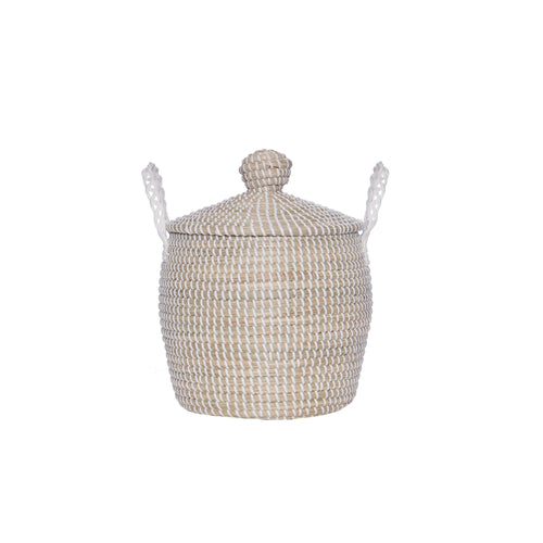 Olli Ella Neutra Basket - Mini