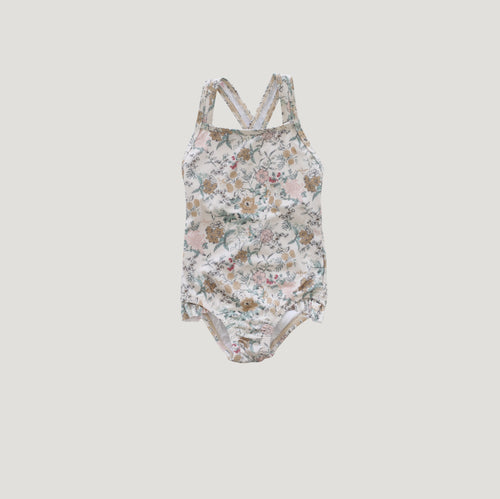 Jamie Kay Everly Swimsuit - Wild Floral