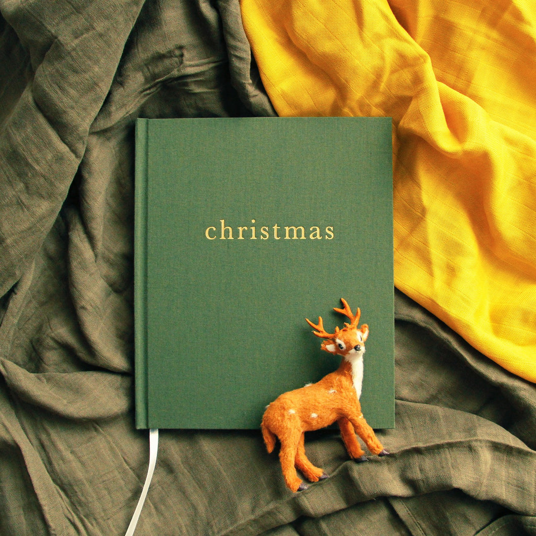 Write To Me Christmas Journal - Family Christmas Book