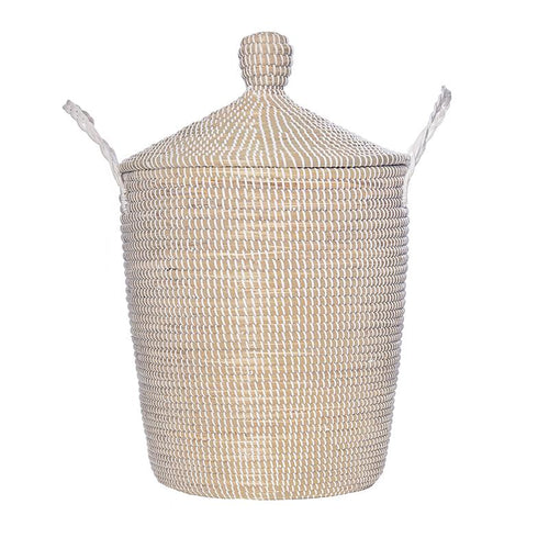 Olli Ella Neutra Basket - Large