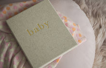 Write To Me Boxed Baby Journal - The First Year Of You