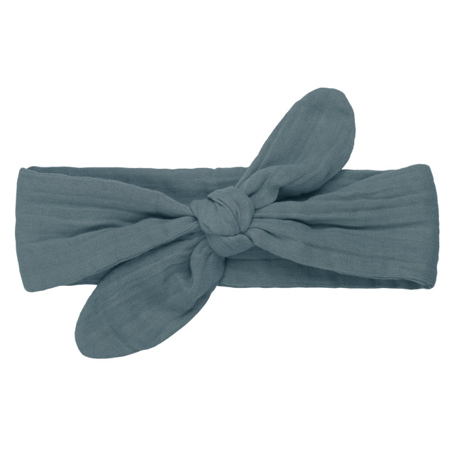 Numero 74 Romy Bow Headband - Ice Blue