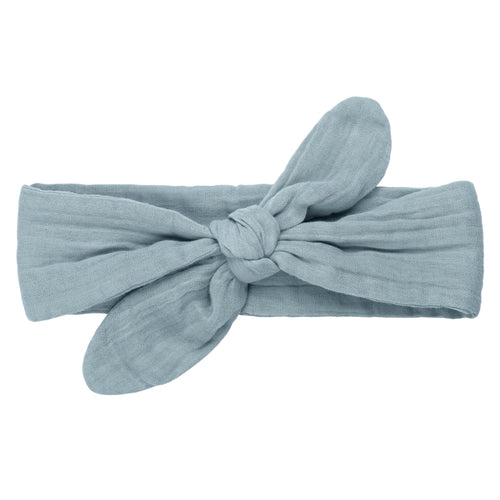 Numero 74 Romy Bow Headband - Sweet Blue