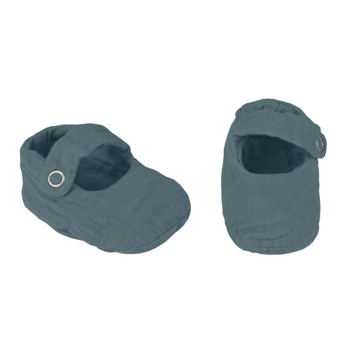 Numero 74 Sissi Baby Slippers - Ice Blue