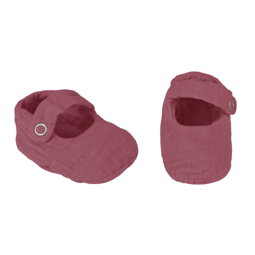 Numero 74 Sissi Baby Slippers - Baobab Rose