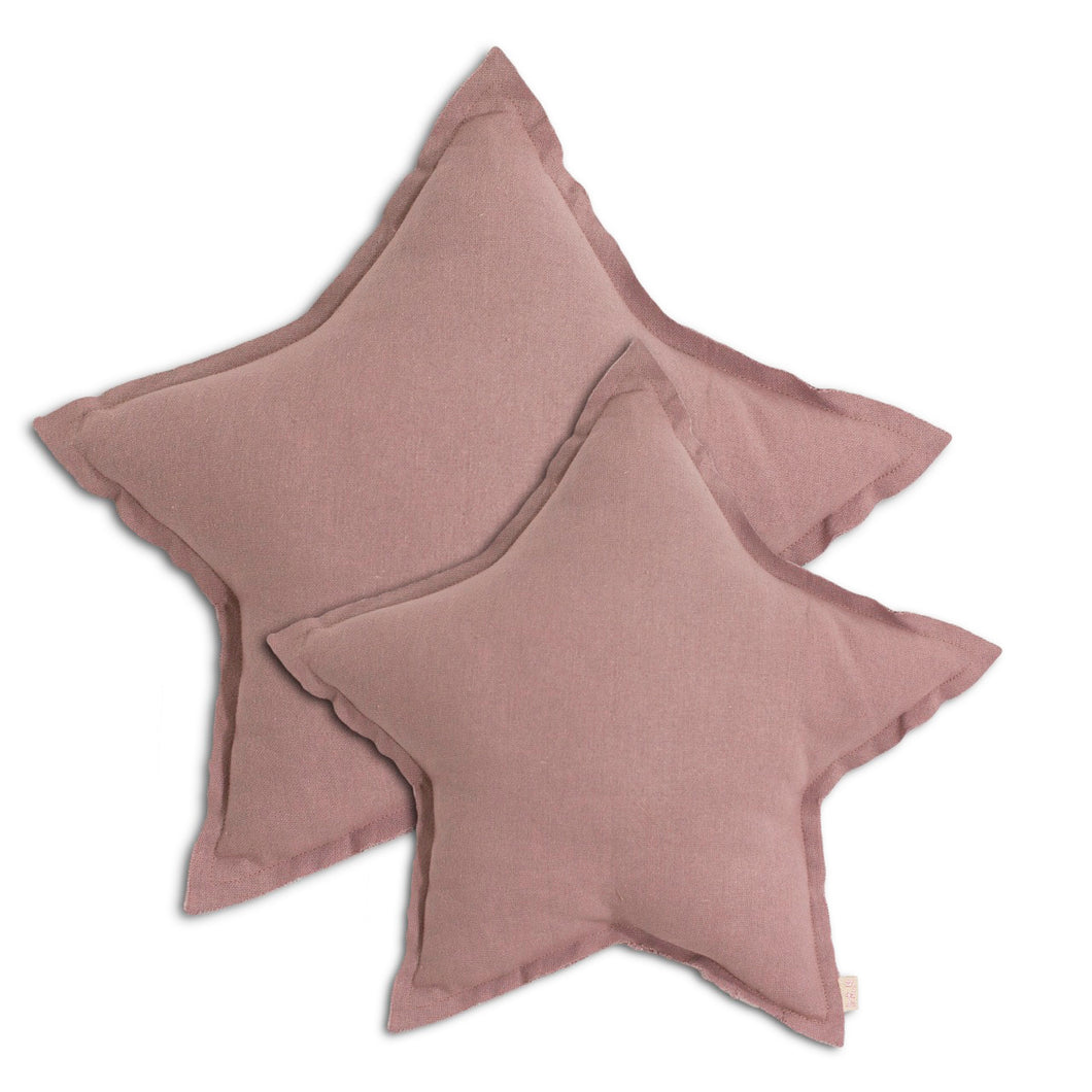 Numero 74 Star Cushion - Dusty Pink (2 Sizes)