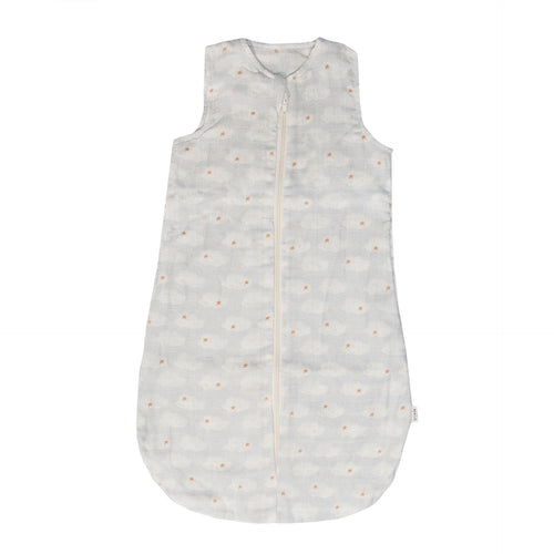 Trixie Muslin Sleeping Bag Clouds