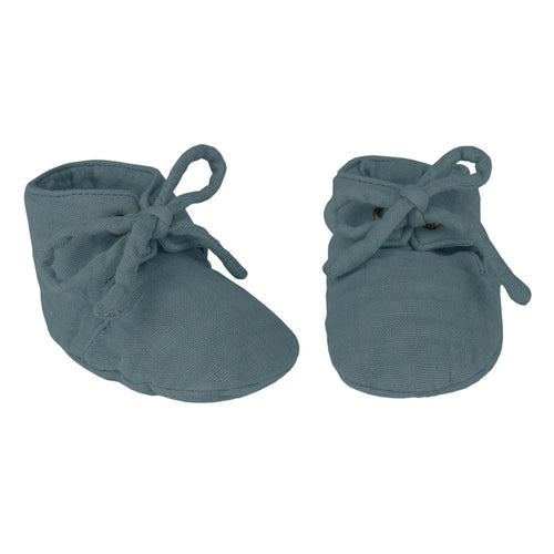 Numero 74 Yoghi Baby Slippers - Ice Blue