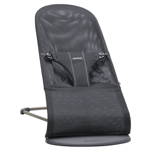 BabyBjorn Bouncer Bliss Air - Anthracite Mesh