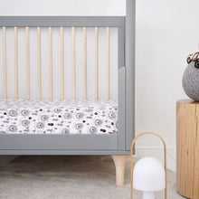 Mister Fly Jersey Cot Sheet - Lion