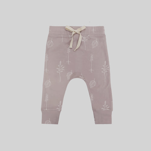 Buck & Baa Shadow Pink Leggings