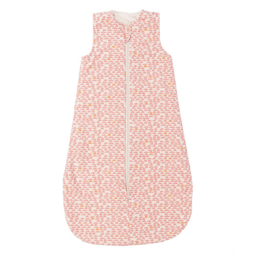 Trixie Winter Sleeping Bag Pebble Pink 3-12 months
